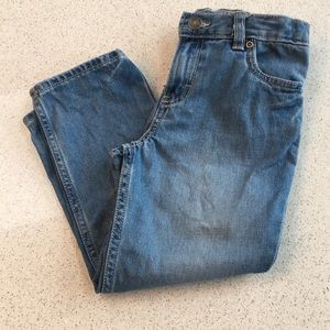 Carter's straight jeans